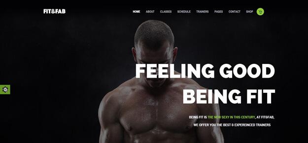طراحی سایت برای بدنسازان