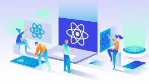 طراحی سایت با React